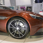 Aston Martin Vanquish 2014 pictures and eyes-on - photo 3