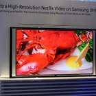 Netflix 4K Ultra High Definition video streaming pictures and hands-on - photo 1