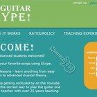 Video calling for learning: Spanish, guitar and fitness - photo 4