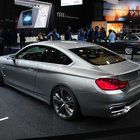 BMW 4-Series Coupe Concept pictures and hands-on - photo 5