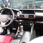 Lexus IS pictures and hands-on (video) - photo 10