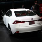 Lexus IS pictures and hands-on (video) - photo 11