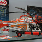 Meccano Evolution shrinks parts for more detailed models (pictures) - photo 4