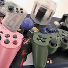 OUYA works with Xbox 360 and PS3 controllers wirelessly, great 1080p mkv, mp4 and avi media streamer too - photo 4