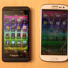 BlackBerry Z10 compared to SGS3, iPhone 5, Lumia 820 (photo) - photo 4