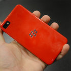 Red BlackBerry Z10 limited edition pictures and hands-on - photo 12