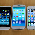 White BlackBerry Z10 pictures and hands-on - photo 15