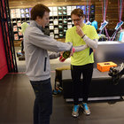 Nike Steaming Lounge: Shoes that fit like a glove - photo 7