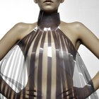 High-tech dress turns transparent when horny - photo 6