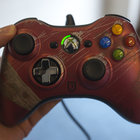 Tomb Raider limited edition Xbox 360 controller pictures and hands-on - photo 7