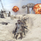 Star Wars fan builds battle of Hoth in his living room - photo 3