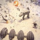 Star Wars fan builds battle of Hoth in his living room - photo 5