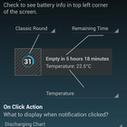 APP OF THE DAY: Battery Widget Reborn review (Android) - photo 4