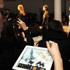 Fashion world embracing smartphones and tablets more than ever - photo 1