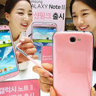 Martian Pink Samsung Galaxy Note 2 goes on sale in Korea - photo 1