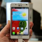 LG Optimus L Series II pictures and hands-on: L3 II, L5 II, L7 II - photo 1