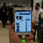 LG Optimus Vu 2 pictures and hands-on - photo 11