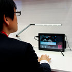 Fujitsu Gesture Keyboard for tablets and smartphones works from existing camera - photo 4