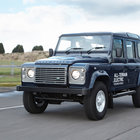 Land Rover Electric Defender Research Vehicle unveiled at Geneva Motor Show - photo 1