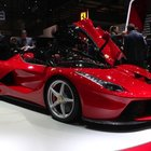 Ferrari LaFerrari pictures and eyes-on - photo 11