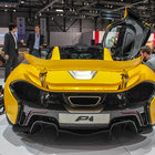 McLaren P1 pictures and hands-on - photo 16