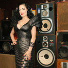Is Dita Von Teese's 3D printed dress the sauciest use of the tech yet? - photo 1