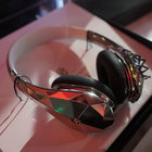 Monster Diamond Tears Sally Sohn one-off designer headphones pictures and eyes-on - photo 4