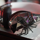Monster Diamond Tears Sally Sohn one-off designer headphones pictures and eyes-on - photo 9