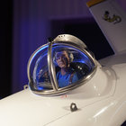 Spymaster Orcasub: The $2 million made-to-order private submarine shown as mock-up at Harrods - photo 4