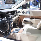 Rolls-Royce Wraith pictures and hands-on - photo 11