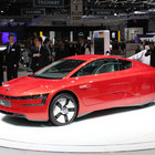 Volkswagen XL1 pictures and hands-on - photo 12