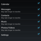 How to setup your HTC One: HTC Transfer Tool, Sync Manager or Get Started online - photo 9