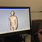 3D printer makes Gummi candies from 3D body scans - photo 2