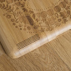 Etch laser-cut bamboo iPad case looks tres cool: Personalise your Apple device - photo 6