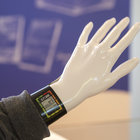 Plastic Logic shows off colour e-paper display smart watch concept: the future of wearable tech? - photo 2