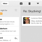 Gmail for iOS updated with the ability to swipe between messages - photo 2
