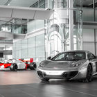 Inside the McLaren Technology Centre - photo 1