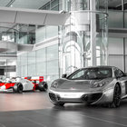 Inside the McLaren Technology Centre - photo 11
