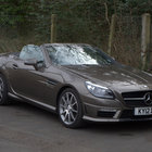 Mercedes-Benz SLK 55 AMG roadster - photo 23