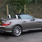Mercedes-Benz SLK 55 AMG roadster - photo 28