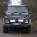 Mercedes-Benz G-Class G350 BlueTEC pictures and hands-on - photo 2