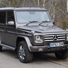 Mercedes-Benz G-Class G350 BlueTEC pictures and hands-on - photo 33
