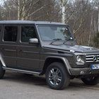 Mercedes-Benz G-Class G350 BlueTEC pictures and hands-on - photo 34