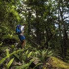 How tech helped Jez Bragg complete 53 day ultra-run across New Zealand - photo 11