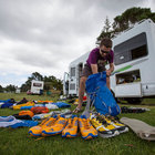 How tech helped Jez Bragg complete 53 day ultra-run across New Zealand - photo 2