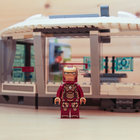 Lego Iron Man Malibu Mansion Attack pictures and hands-on - photo 14