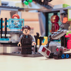 Lego Iron Man Malibu Mansion Attack pictures and hands-on - photo 2