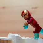 Lego Iron Man Malibu Mansion Attack pictures and hands-on - photo 8