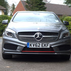 Mercedes A Class 250 BlueEFFICIENCY engineered by AMG pictures and hands-on - photo 10