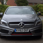 Mercedes A Class 250 BlueEFFICIENCY engineered by AMG pictures and hands-on - photo 12
